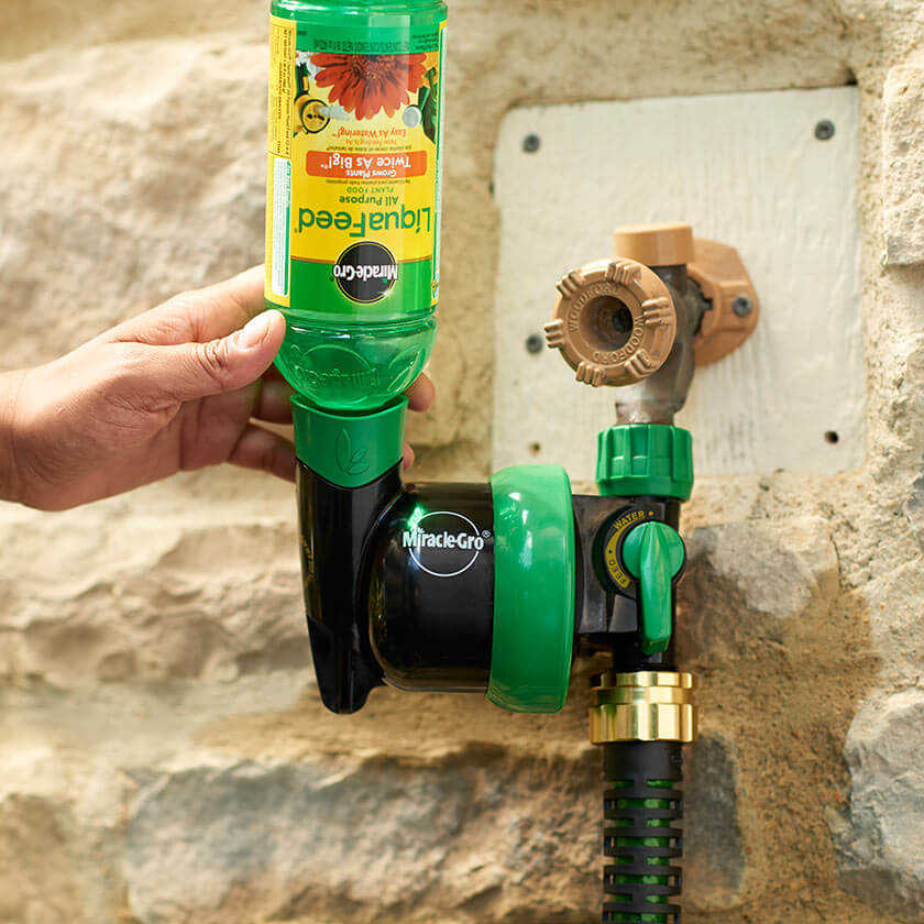 Connects Directly to Your Outdoor Spigot