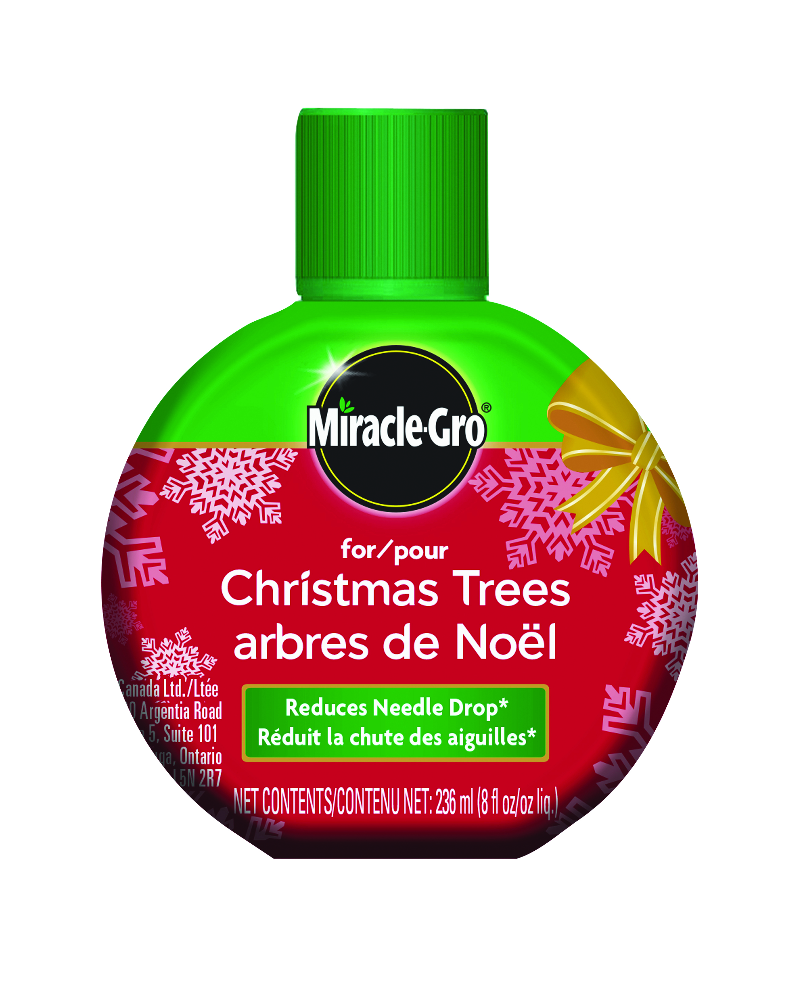 Christmas Tree Preservative.Miracle Gro For Christmas Trees