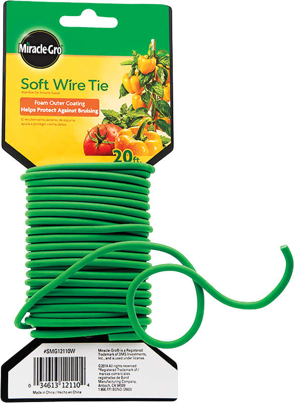 Miracle Gro 174 Soft Wire Tie Miracle Gro