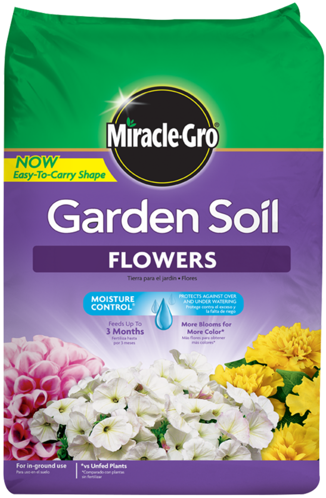 miracle gro garden soil for flowers soils miracle gro - Miracle Gro Garden Soil