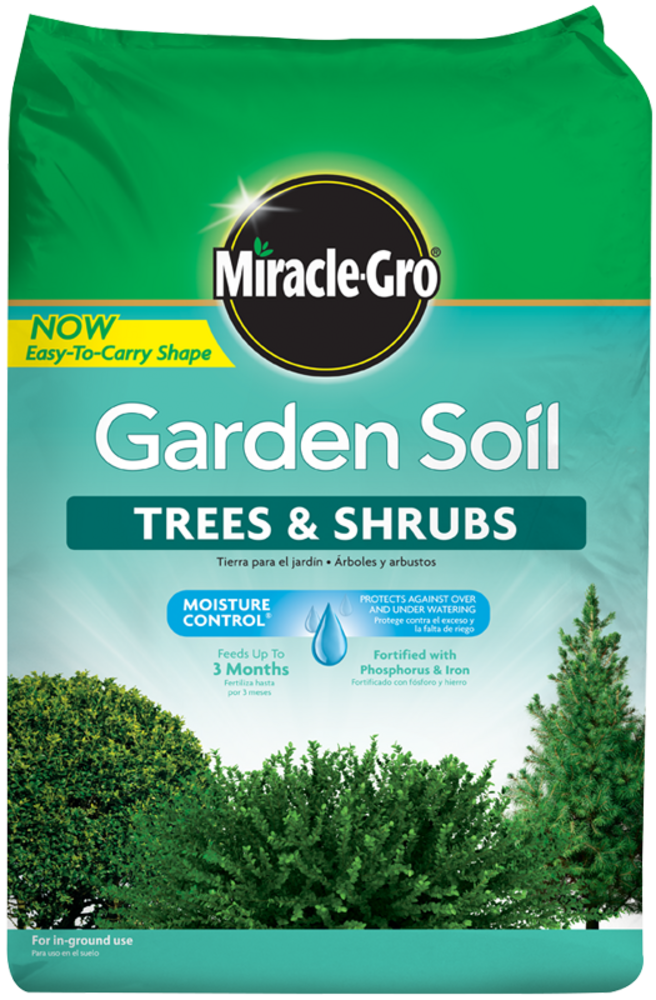miracle gro garden soil for trees shrubs soils miracle gro - Miracle Gro Garden Soil
