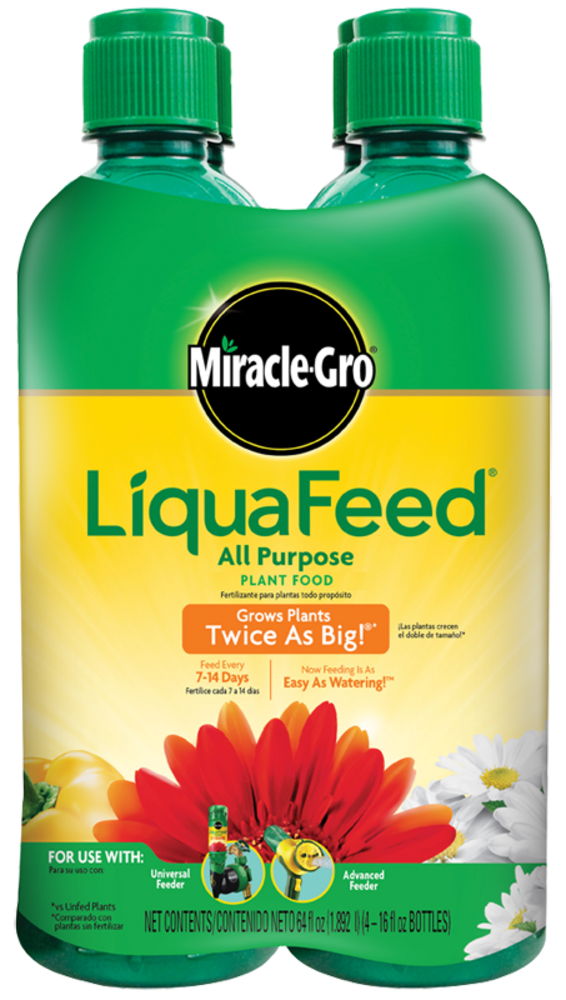 Miracle Gro Liquafeed All Purpose Plant Food