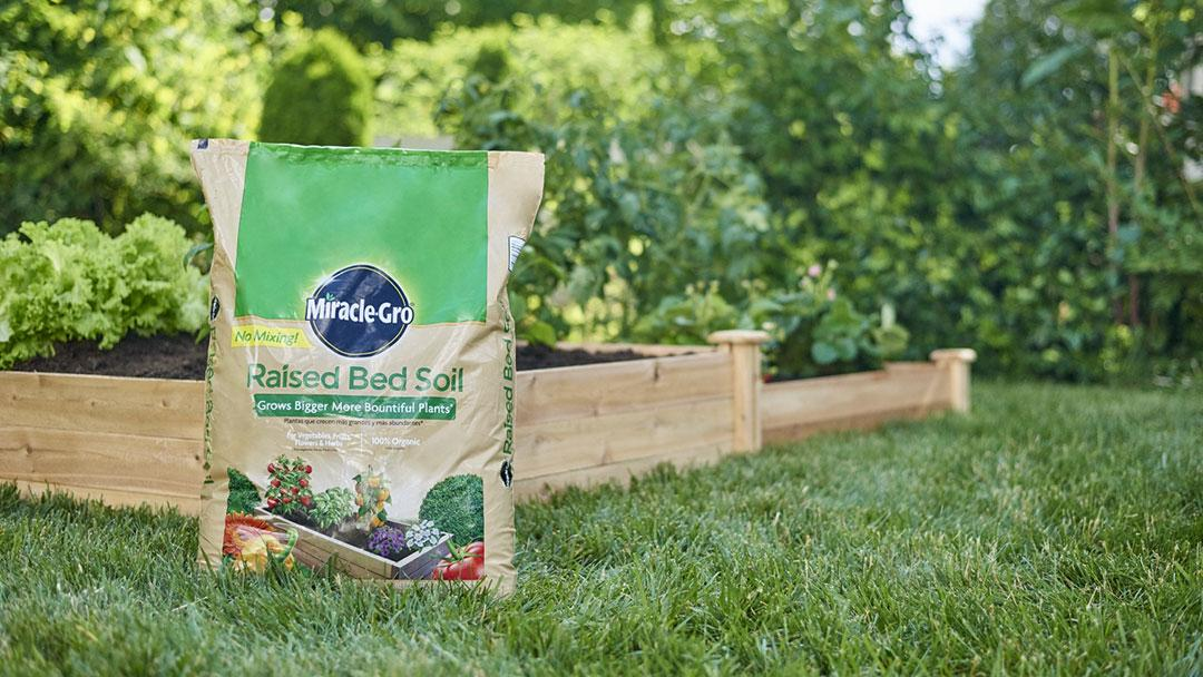 Best Soil to Use in Containers and Raised Beds | Miracle-Gro