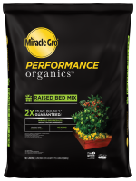 Miracle-Gro® Performance Organics™ Raised Bed Mix Main