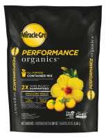 Miracle-Gro® Performance Organics™ All Purpose Container Mix Bag Front