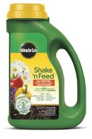 Miracle-Gro® Shake 'N Feed® All Purpose Plant Food 12-4-8