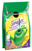 miracle gro singles canada