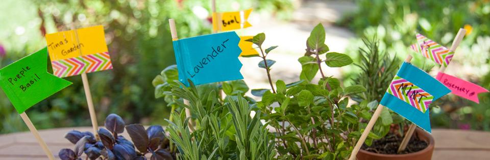How to Make Creative Plant Markers with Teena Spindler