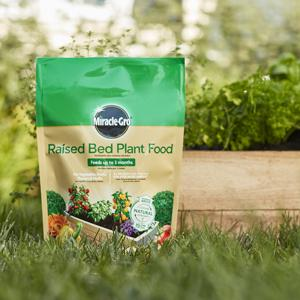 Miracle-Gro® Raised Bed Plant Food