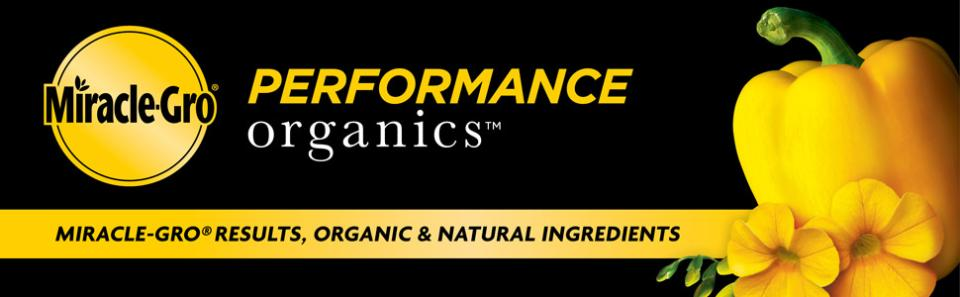 Miracle-Gro® Performance Organics® All Purpose Plant Nutrition Granules