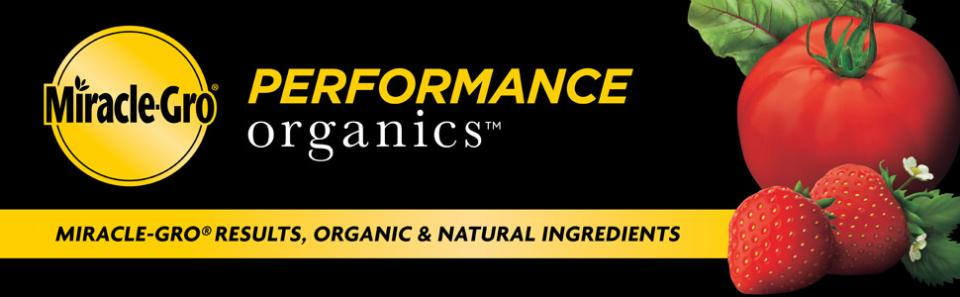 Miracle-Gro® Performance Organics® Edibles Plant Nutrition Granules