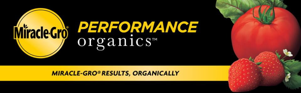 Miracle-Gro® Performance Organics® Edibles Plant Nutrition