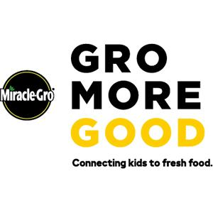 Miracle-Gro® Gro More Good