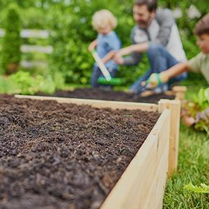 Prep a New Raised Bed