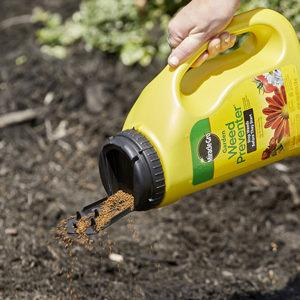 Apply Evenly To The Soil