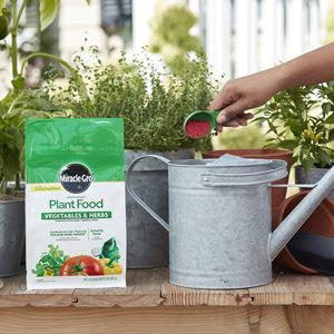 Use With A Watering Can