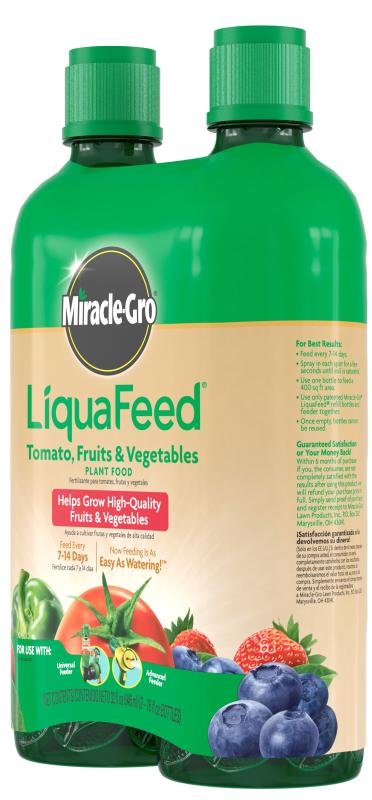 Miracle-Gro® Liquafeed® Tomato, Fruits & Vegetables Plant Food