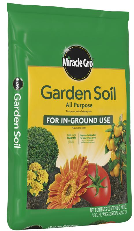 Miracle-Gro® All Purpose Garden Soil - Front
