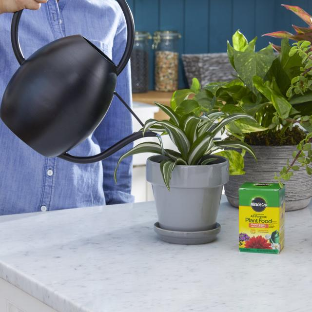 User watering product with the mixed liquid