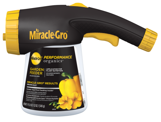 Miracle-Gro® Performance Organics™ Garden Feeder Front