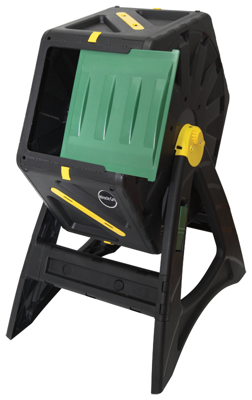 Miracle-Gro® Tumbling Composter - 18.5 Gallons/70 Liters