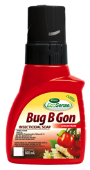 500mL bottle of Scotts Ecosense Bug B Gon Insecticidal Soap