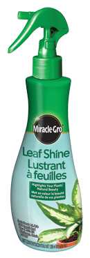 miracle gro canada leaf shine