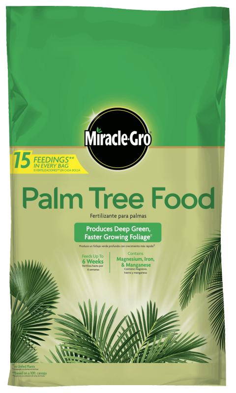 Miracle Gro 174 Palm Tree Food