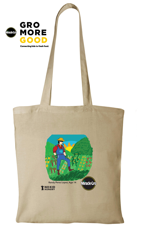 Miracle-Gro® Cause Tote Bag