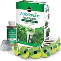 Aerogarden Herb Seed Pod Kit