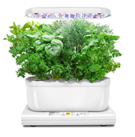 Aerogarden Harvest White Version