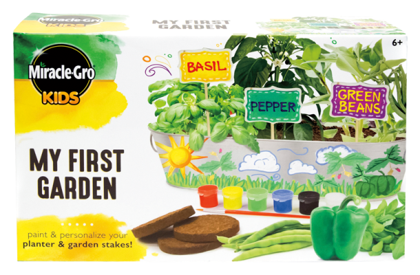 Miracle-Gro® Kids - My First Garden