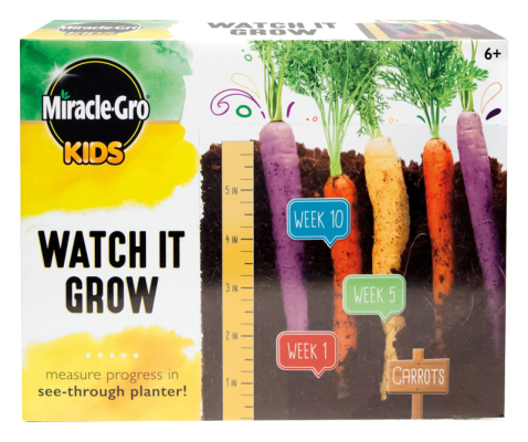 Miracle-Gro® Kids Watch it Grow