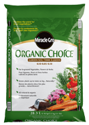 Miracle-Gro® Organic Choice® Garden Soil 0.10-0.05-0.10