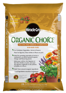 Miracle-Gro® Organic Choice® Potting Mix 0.10-0.05-0.05