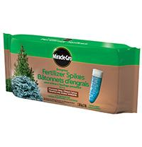 Miracle-Gro® Evergreen Fertilizer Spikes