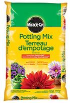 Miracle-Gro® Potting Mix 0.14 - 0.14 - 0.14