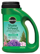 Miracle-Gro® Shake 'N Feed® Flowering Trees & Shrubs Continuous Release Plant Food