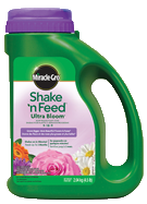 Miracle-Gro® Shake 'n Feed® Ultra® Bloom Continuous Release Plant Food