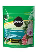 Miracle-Gro® Water Soluble Evergreen & Acid Loving Plant Food