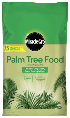 Miracle-Gro® Palm Tree Food (NEW)