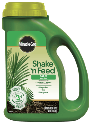 Miracle-Gro® Shake 'n Feed® Palm Plant Food