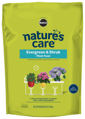 Nature's Care® Evergreen & Shrub Plant Food