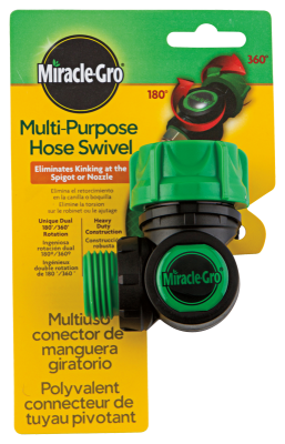 Miracle-Gro® Multi-Purpose Hose Swivel
