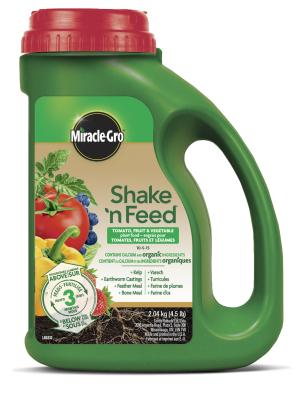 Miracle-Gro® Shake 'N Feed® Tomato, Fruits & Vegetables Plant Food 10-5-15