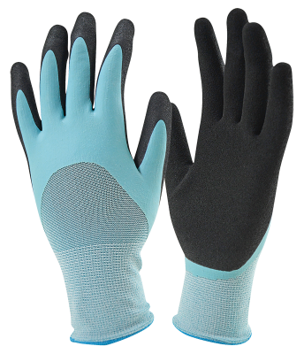 Water-Resistant Grip Gloves
