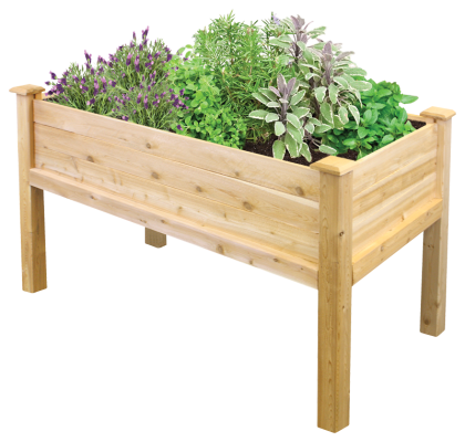 Miracle-Gro® Elevated Garden Bed