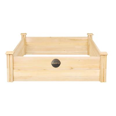 Miracle-Gro® Cedar Raised Garden Bed