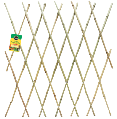 Miracle-Gro® Expandable Bamboo Fence