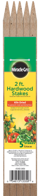Miracle-Gro® Packaged Hardwood Stakes